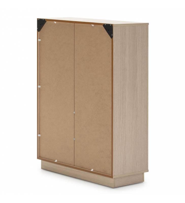 Estantería Librería Vitoria 110x80cm TopMueble 5