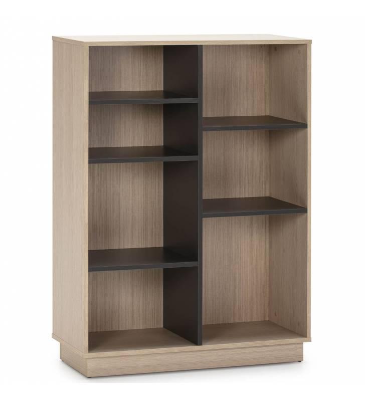 Estantería Librería Vitoria 110x80cm TopMueble 2