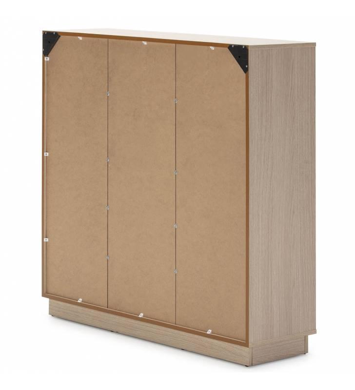 Estantería Librería Vitoria 110x110cm TopMueble 5