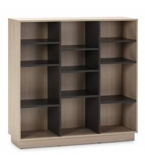 Estantería Librería Vitoria 110x110cm TopMueble 2