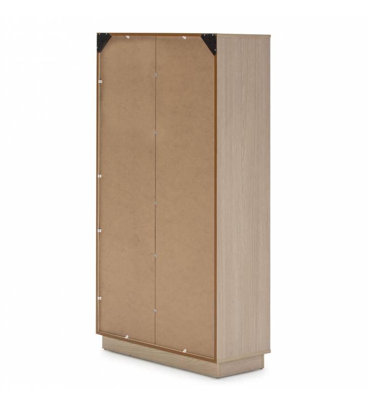 Estantería Librería Vitoria 150x80cm TopMueble 5