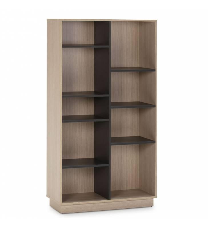 Estantería Librería Vitoria 150x80cm TopMueble 2