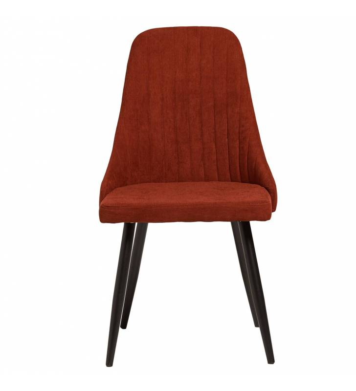 Silla Mirrell Pack 2Uds rojo Topmueble 1
