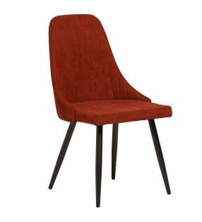 Silla Mirrell Pack 2Uds rojo Topmueble