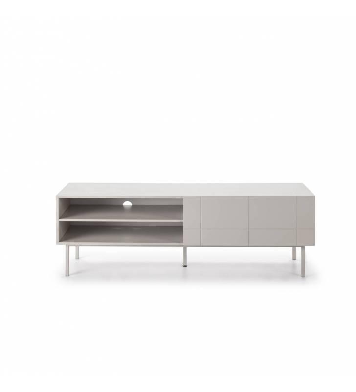 Mueble TV Linea Blanco 5 Topmueble