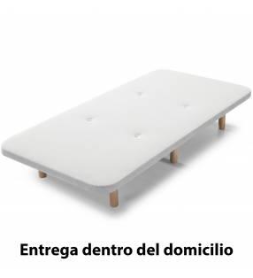 Base Tapizada 3D 90x200cm Topmueble