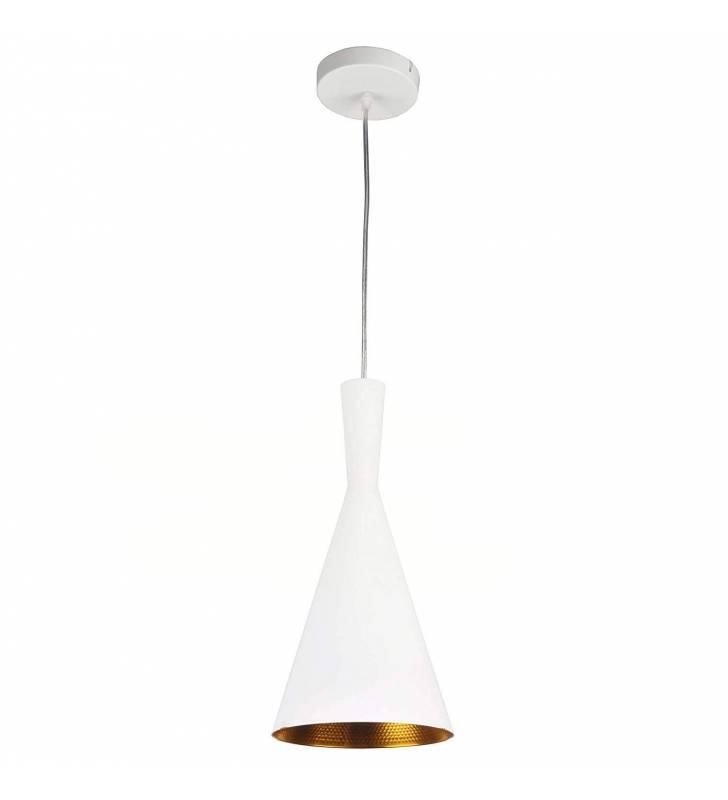Lámpara Crux triangular blanco Topmueble