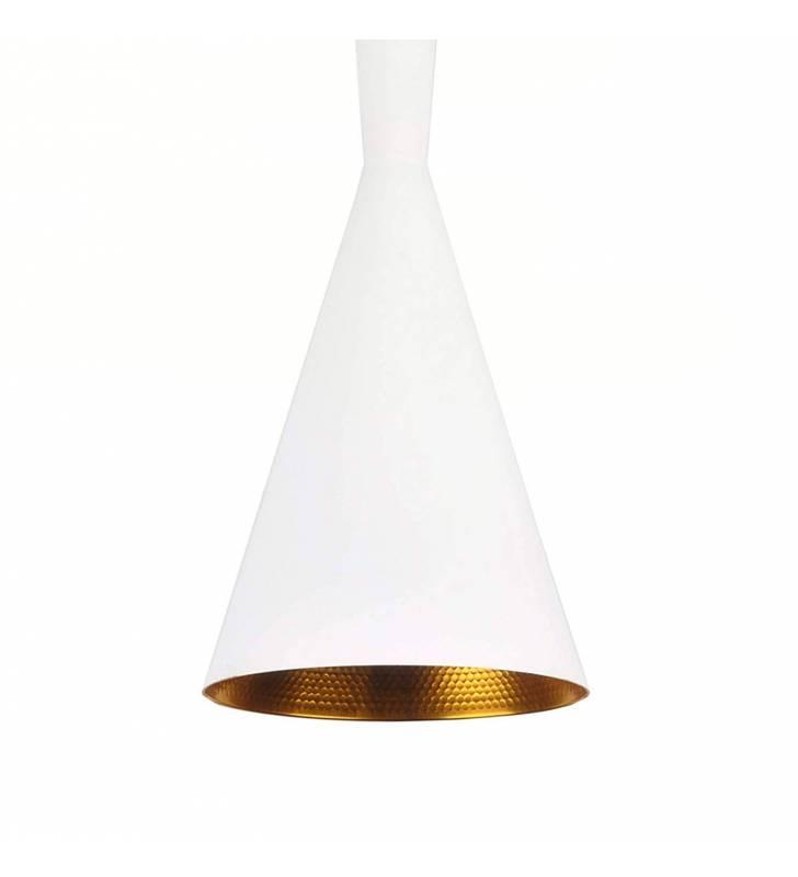 Lámpara Crux triangular blanco Topmueble 1