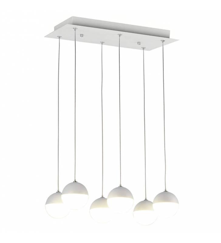 Lámpara rectangular Drac Blanco   Topmueble 1