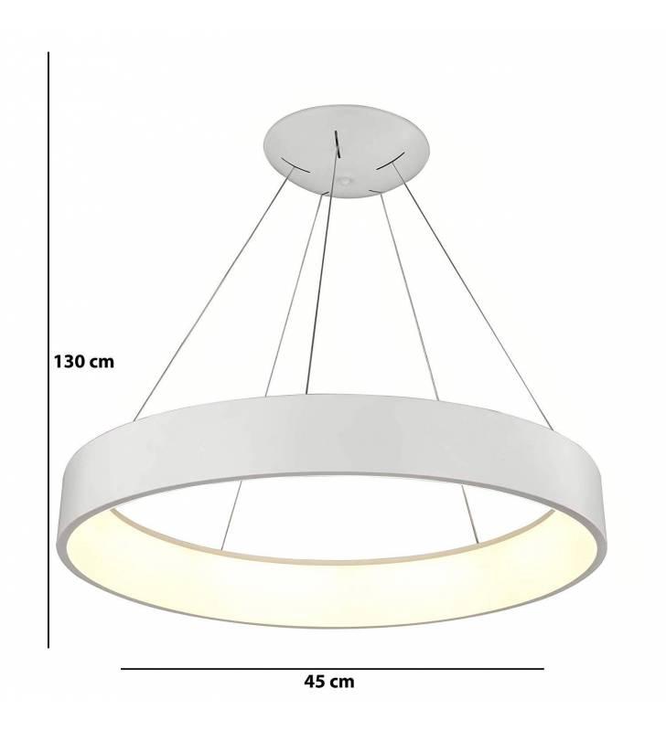 Lámpara Kubica Blanco Topmueble 4