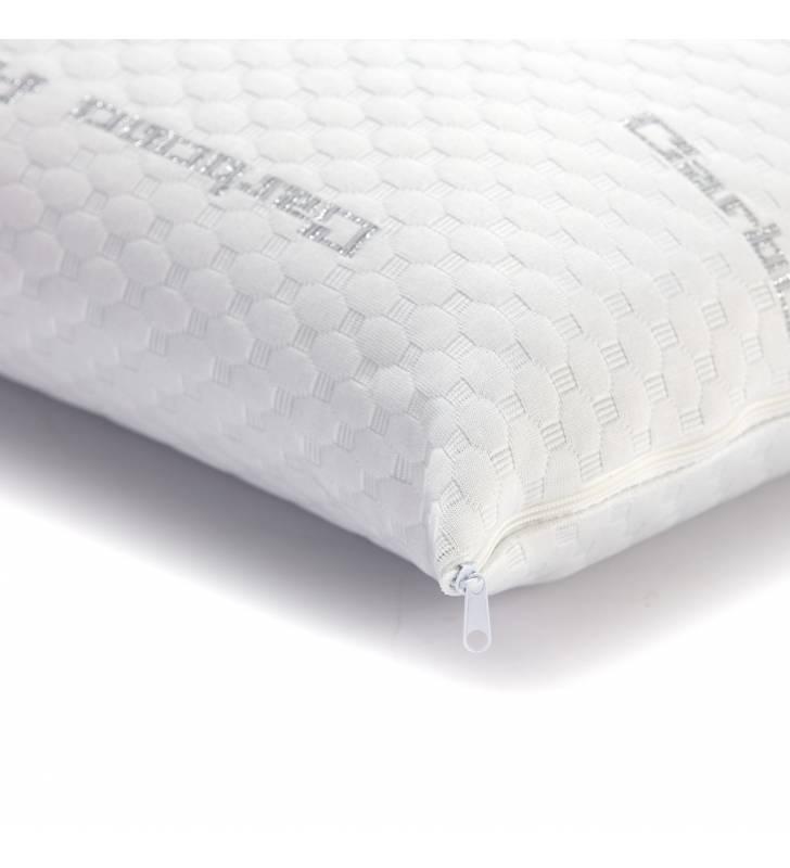 Almohada viscoelástica Carbono Perforada 40x60 cm Topmueble 3