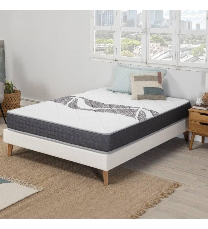 Colchón Sleep Plus Viscoelástico 16 cm Topmueble