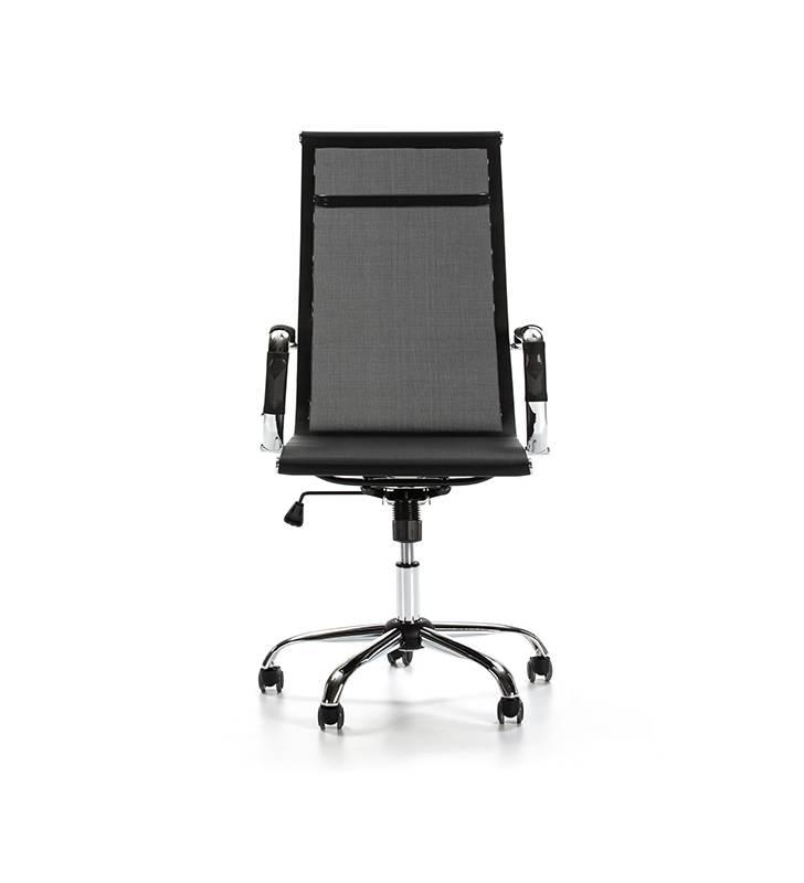 Sillón de Oficina Slim reclinable Negro 2 Topmueble