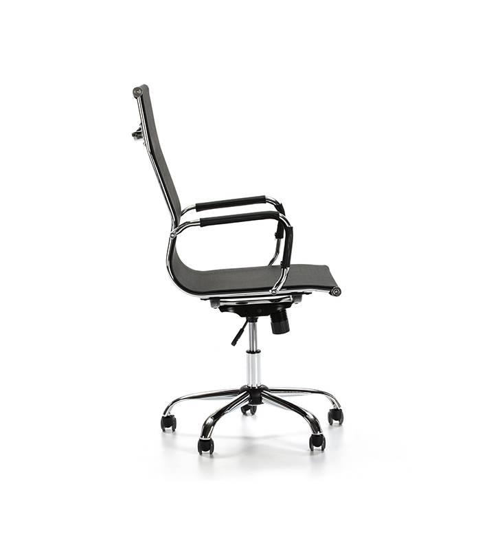 Sillón de Oficina Slim reclinable Negro 3 Topmueble
