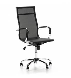 Sillón de Oficina Slim reclinable Negro 1 Topmueble