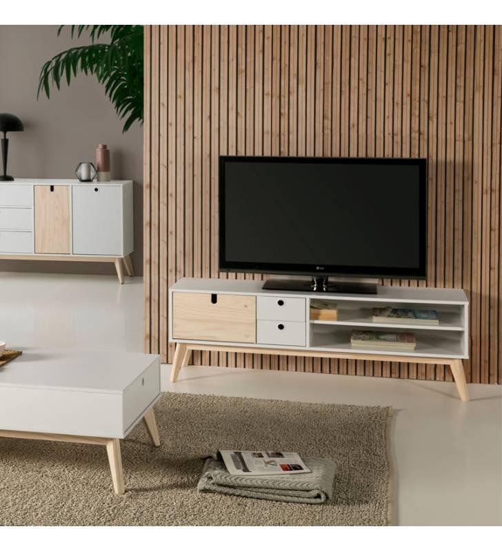Mueble tv kira 1puerta Topmueble