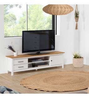 Mueble TV Mora Blanco Topmueble