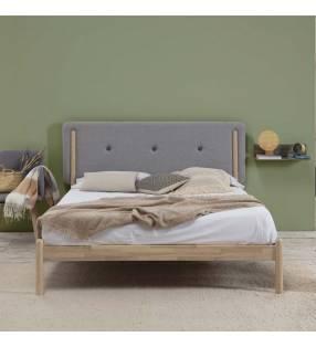 Cabecero Amber Gris para cama de 90cm Topmueble
