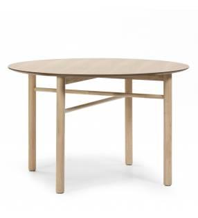Mesa redonda JUNCO madera Topmueble 1