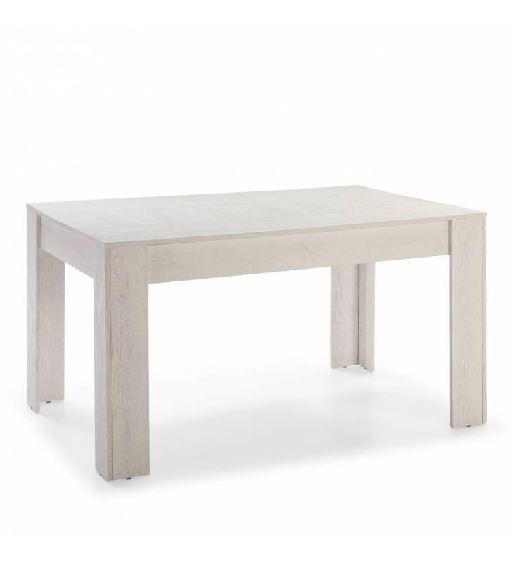 Mesa de Comedor Klau Color Blanco Topmueble