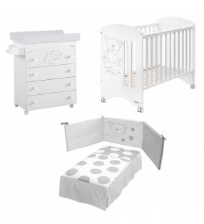 Pack Cuna Sweet Bear Topmueble 1