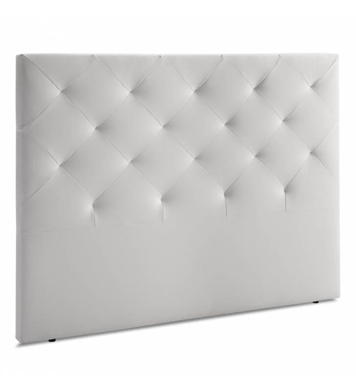 Cabecero Rombo Blanco 150-160 X 115 cm 1 Topmueble
