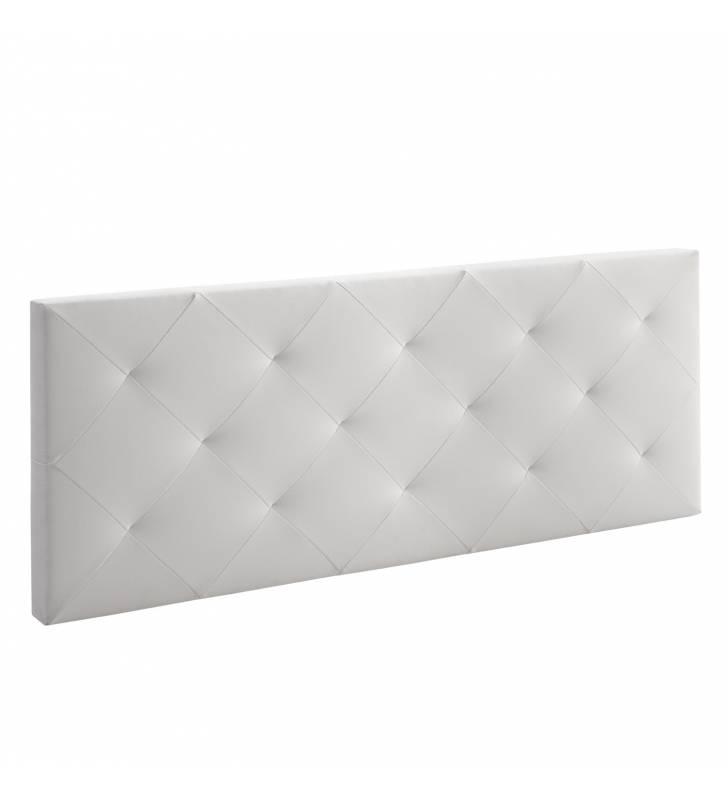 Cabecero Rombo Blanco 140 X 60 cm 1 Topmueble