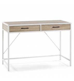 Mesa de escritorio Tulum Blanco Topmueble 1