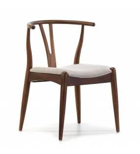 Pack de 2 sillas Rustic Nogal Topmueble 1