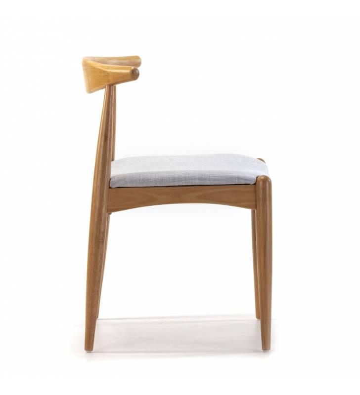 Pack de 2 sillas Corzo Roble Topmueble