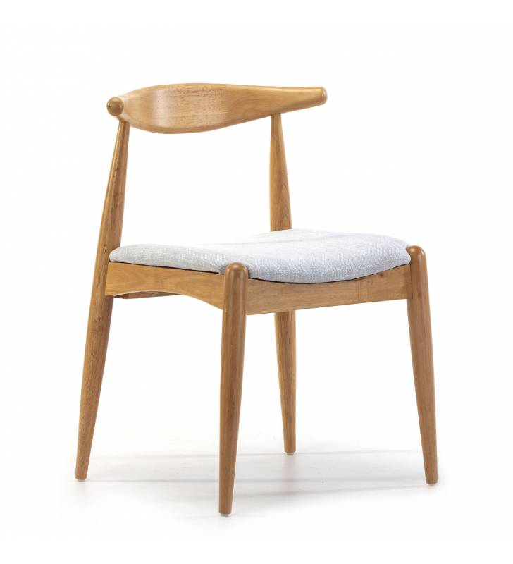 Pack de 2 sillas Corzo Roble Topmueble 1