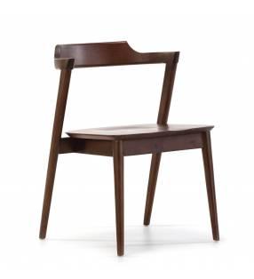 Pack de 2 sillas Venus Nogal Topmueble 1