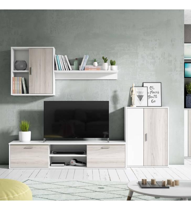 Composición Mueble TV para salón comedor TopMueble 4