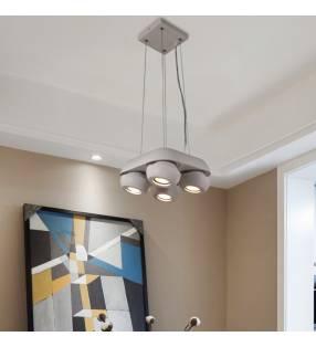 Lámpara de techo 1604 blanco Topmueble