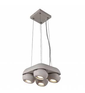 Lámpara de techo 1604 blanco Topmueble 1