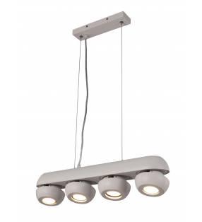 Lámpara de techo 1614 blanco Topmueble 1