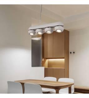 Lámpara de techo 1614 blanco Topmueble