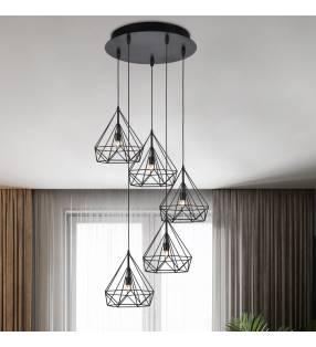 Lámpara Pendants 2200-37-5R topmueble