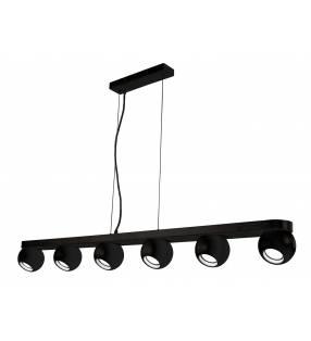 Lámpara de techo 1516 negro Topmueble