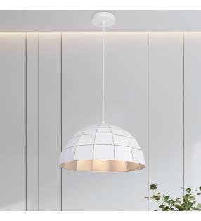 Lámpara Colgante C-12100 blanco Topmueble
