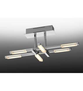 Lámpara de techo 362-6 cromo topmueble
