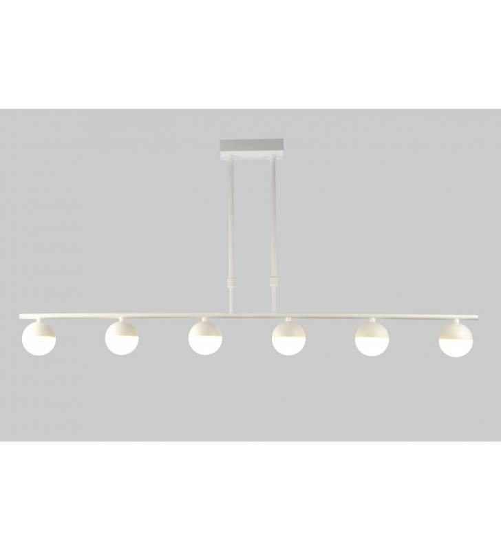 Lámpara de techo 222-6 blanco Topmueble 2