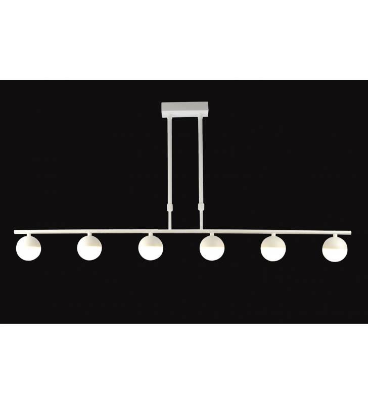 Lámpara de techo 222-6 negro Topmueble 2