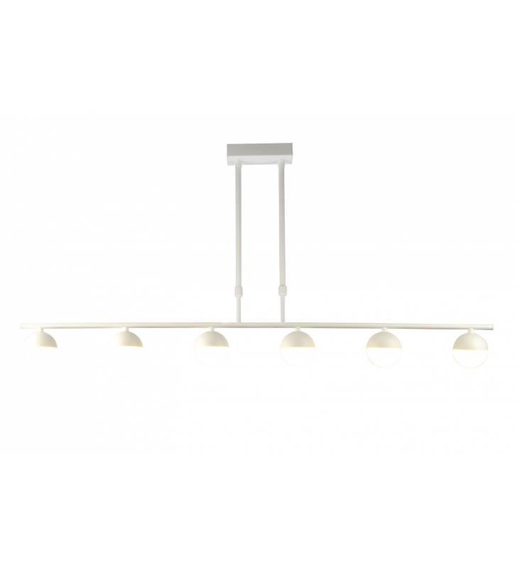 Lámpara de techo 222-6 blanco Topmueble 1