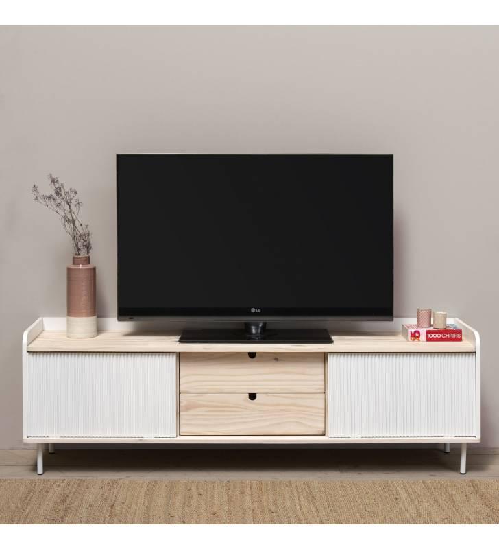 Mueble TV Oda 2P2C 1