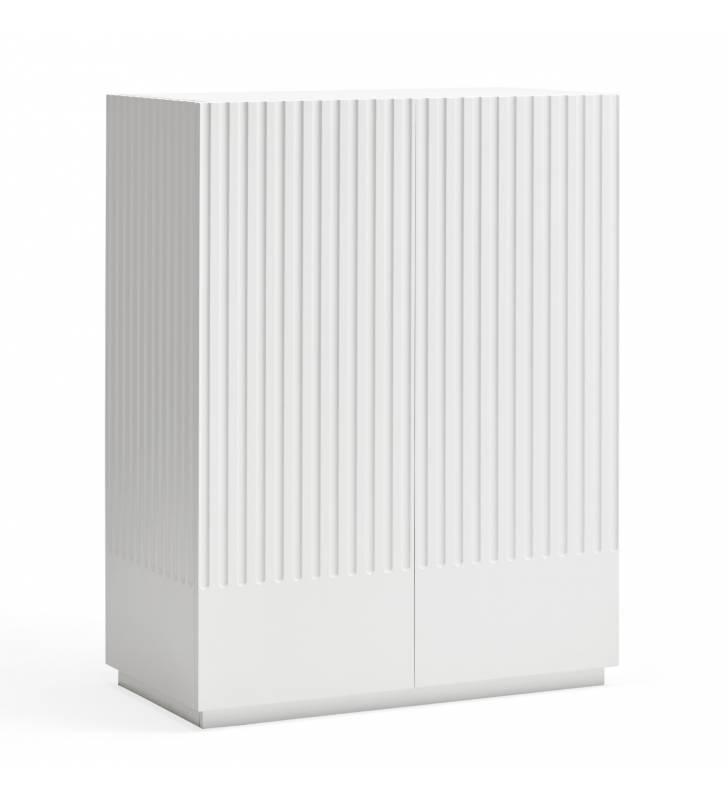 Mueble auxiliar Doric 2P2C