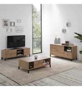 Pack muebles salón Javea Naturale TopMueble 2