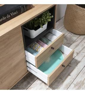 Pack muebles salón Javea Naturale TopMueble
