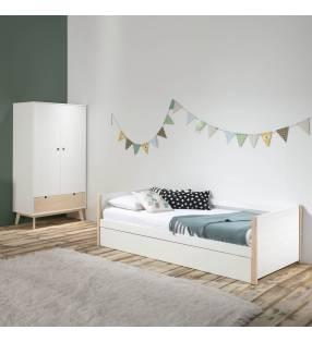 Conjunto dormitorio juvenil Daniela TopMueble