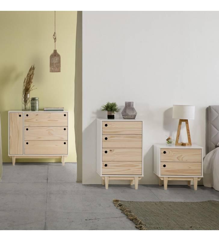 Pack muebles de dormitorio matrimonio Roma TopMueble